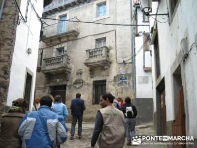 Turismo Activo - Valle del Ambroz y Candelario; excursiones senderismo madrid